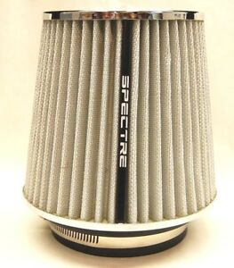 Spectre Performance Universal Cone Air Filter 8138 3 3 5 4 76 89 102 Mm