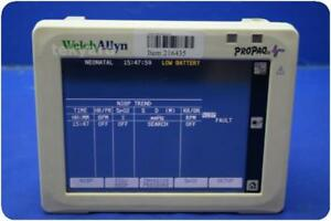 Welch Allyn Propaq 244 Multi parameter Vital Signs Patient Monitor 216435