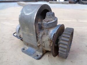 American Bosch Magneto Fx 1 Ed 1 Vintage Hit Miss Tractor Harley Motorcycle Ccw