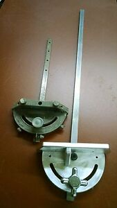 Heavy Duty Miter Slide Billet Aluminum For Delta Unisaw Or Other Table Saws
