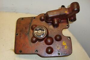 Farmall H Tractor Hydraulic Oil Pump