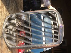 1932 1933 1934 Ford V8 Bb Truck Grill Shell