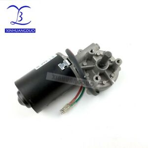 30 50 100rpm High Torque Electric Gear Motor Dc 24v Low Speed Gear Reducer Motor