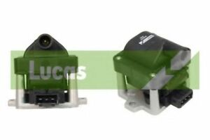 Lucas Ignition Coil With Module Dab427 Replaces 004028149 004050016 6n0905104