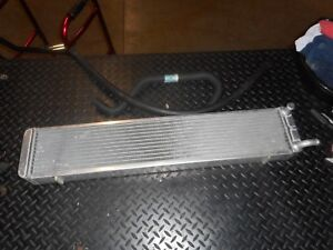03 04 Cobra Mustang Ford Afco 2003 2004 Super Charger Heat Exchanger Garrett