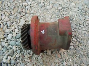 Farmall H Early Super H Tractor Ih Engine Motor Distributor Drive Assembly gear