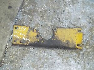 International Cub 154 Lo Low Boy Tractor Ih Front Drive Shaft Plate