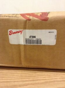 Browning V belt Pulley Sheave 4tb86 New Other