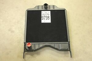 219798 Radiator For Case ih 1290 1294 1390 Tractor
