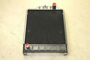 219799 Radiator For Case ih 1494 Tractor