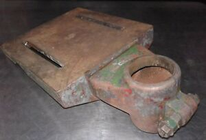 Vintage Buffalo Forge No 15 Drill Press Parts Table 11170 Fork 11166