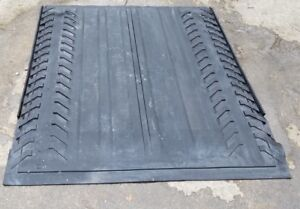 2002 2013 Avalanche Escalade Ext Bed Liner Rubber Mat Liner