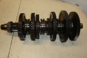 Ford 900 Tractor 5 Speed Transmission Bottom Gear Shaft 800