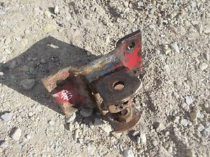 Ford 960 Tractor Original Swinging Draw Bar Drawbar Anchor Mount Bracket