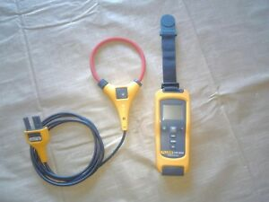 Fluke Cnx I3000 Wireless W Iflex New Factory Surplus Magnetic Clip