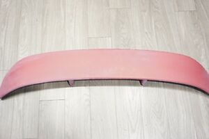 1993 1997 Honda Del Sol Rear Spoiler Red Factory Oem