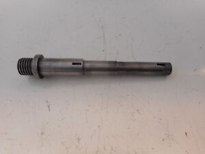 Atlas Craftsman 6 Metal Lathe Headstock Spindle 8 Tpi L9 31a