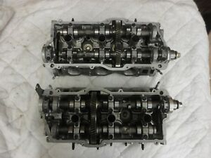 Toyota Tacoma Tundra 4runner T100 3 4 L Dohc 5vz Cylinder Heads Left