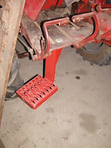 International Cub Or Cub Lo Boy Tractor Heavy Duty Step To Tractor Platform Ih