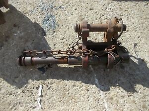 Ford 8n Tractor Main Rearend 3pt Hitch Center Top Link Holder Bolt Pin