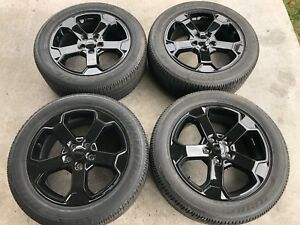 Brand New Jeep Grand Cherokee 20 Upland Takeoff Wheels Tires