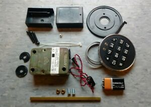 Lagard Electronic Lock 33e With Dial used