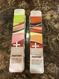 Pantone Plus Series Formula Guide Coated Uncoated