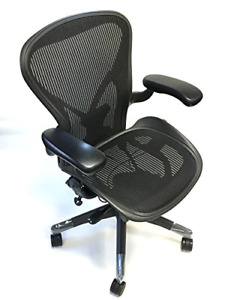 Herman Miller Aeron Chair Size B Fully Loaded Posture Fit