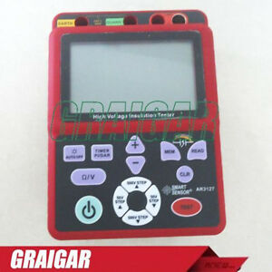 Smart Sensor Ar3127 High Voltage Insulation Tester 0 0 1000g Ohm 250 5000v