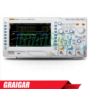 New Rigol Ds2202a 2 Channel Digital Oscilloscope 200mhz With Signal Source