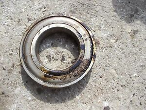 Farmall Super M Sm Rowcrop Tractor Ih Outer Axle Brake Drive Bearing