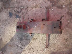 Farmall 300 350 Tractor Gas Tank Bracket Steering Shaft Mount