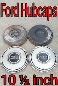 1968 1974 Ford F100 Truck Dog Dish Hubcaps 1969 1970 1971 1972 1973