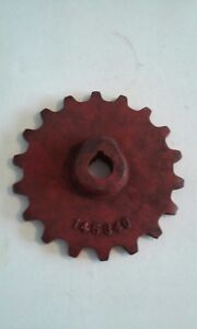 Ford New Holland Hay Baler Sprocket Part No 145340 New Old Stock Nos