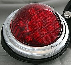 1936 1937 1938 Indian Motorcycle Chief Standard Scout Style Tail Light Led