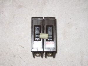 Wadsworth A250 50 Amp 2 Pole 240 Volt Circuit Breaker