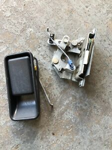 2003 2004 2005 2006 Jeep Wrangler Tj Tailgate Latch Assembly Handle And Lock