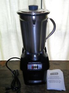 Waring Cb6 37bl19 Commercial Blender 1 Gallon Kitchen Restaurant Laboratory Usa