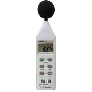 Bk Precision 735 Datalogging Digital Sound Level Meter