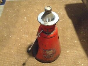 Vintage Turner Pouell Mfg Acra speed Wheel Balancer B 100 Tire