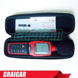 Digital Sound Level Meter Db Decibel Meter Noise Tester 30 130db Uni t Ut351