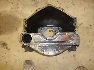 65 66 67 68 Chevy Gmc Pickup Truck Transmission Bell Clutch Housing With Covers