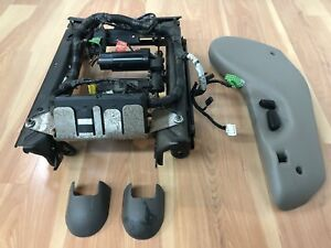 99 04 Jeep Grand Cherokee Oem Drivers Left Power Seat Track W Memory