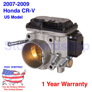 New Fuel Throttle Body Electronic Control For 2007 2008 2009 Honda Cr v 2 4l Us