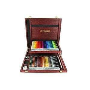 Stabilo Carbothello Pastel Chalk Pencils Set Of 60