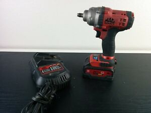 ac874 Mac Tools Bwp138 20v 3 8 Impact Wrench Battery Charger