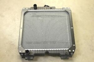 212001 Radiator For Case ih Jx65 95 Ford nh Td65 95 Tractor