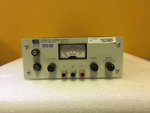 Hp Agilent 6294a 0 To 60 Vdc 0 To 1 Adc Analog Dc Power Supply Tested