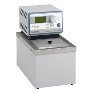 New Polyscience 8002 Digital Heated 6 liter Water Bath To 150 Degrees C