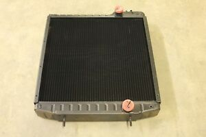 219728 Radiator For Case ih 7110 7150 7210 7250 Tractor